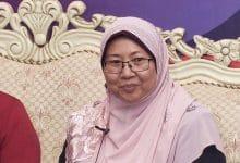 Photo of Fuziah Ketua Wanita PKR baharu