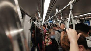 Photo of 'Sukarnya jaga penjarakan sosial dalam LRT'