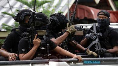 Photo of Renjer, militan berbalas tembakan di Pattani