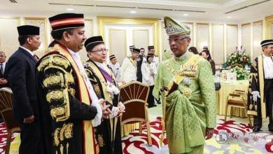 Photo of Vigneswaran guna peluang bersara perjuang kedaulatan Raja-Raja Melayu