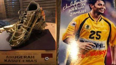 Photo of Masih adakah sinar kehidupan Khalid Jamlus – bekas bintang bolasepak Perak