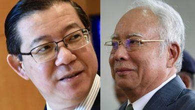 Photo of Najib bersyukur Guan Eng selamat sampai ke SPRM pagi ini