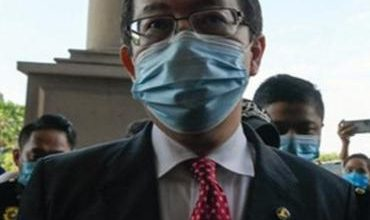 Photo of Sejak 2009, Tuhan memerhati Lim Guan Eng