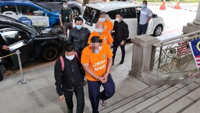 Photo of Tiga penguatkuasa MBSA direman