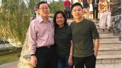 Photo of Tuhan sedang memerhati – isteri Guan Eng