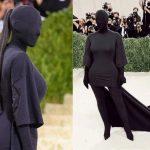 Kim Kardashian Jelmakan Contoh Rupa Wanita Menutup Aurat Tetapi Sayang Bersarung Nangka