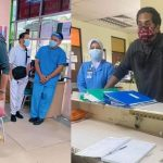 KJ Buat Lawatan Mengejut Di Hospital Kajang, Tiada 'Top Management' Yang 'Cover' Realiti