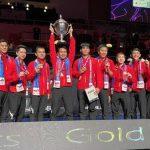 Indonesia menamatkan penantian kejuaraan Piala Thomas setelah menunggu hampir dua dekad